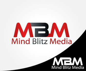 #16 untuk Design a Logo for Mind Blitz Media oleh alikarovaliya