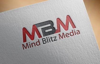 #17 untuk Design a Logo for Mind Blitz Media oleh alikarovaliya