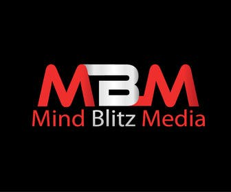 #18 untuk Design a Logo for Mind Blitz Media oleh alikarovaliya