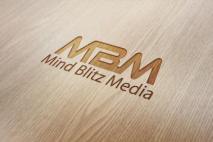 #19 untuk Design a Logo for Mind Blitz Media oleh alikarovaliya