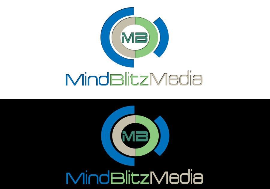 Bài tham dự cuộc thi #7 cho Design a Logo for Mind Blitz Media