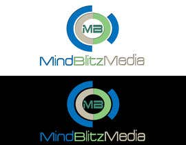 #7 untuk Design a Logo for Mind Blitz Media oleh CodeIgnite