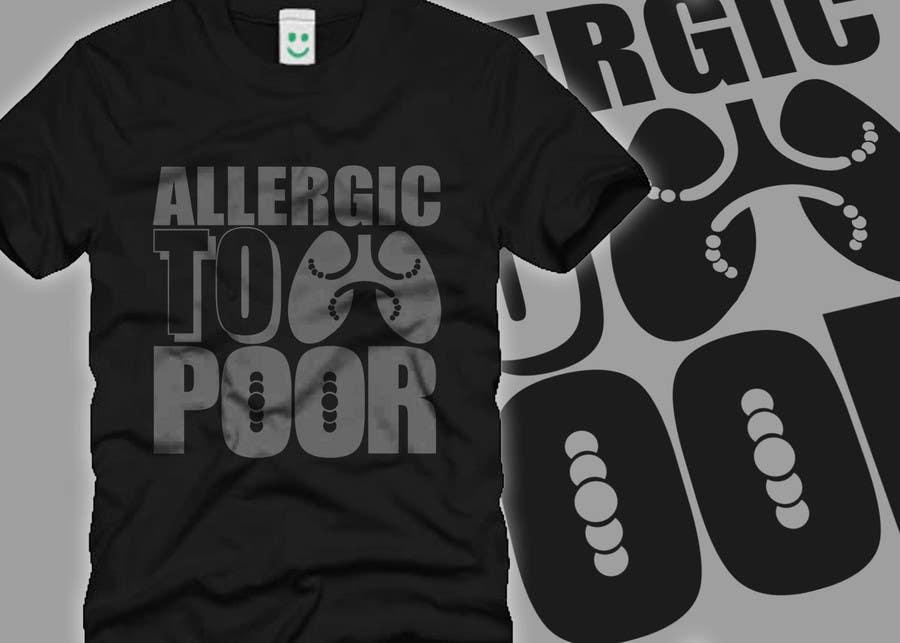 Kilpailutyö #6 kilpailussa Design a T-Shirt for me