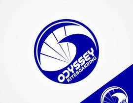 #9 untuk Design a Logo for kiteboarding brand called Odyssey Kiteboarding oleh Hayesnch