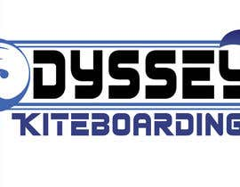#82 untuk Design a Logo for kiteboarding brand called Odyssey Kiteboarding oleh carriejeziorny