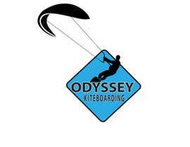 #80 for Design a Logo for kiteboarding brand called Odyssey Kiteboarding af Sanja3003