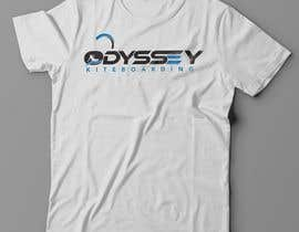 #21 untuk Design a Logo for kiteboarding brand called Odyssey Kiteboarding oleh AWAIS0