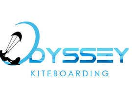 #69 cho Design a Logo for kiteboarding brand called Odyssey Kiteboarding bởi shwetharamnath