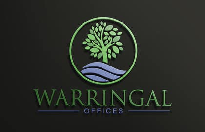 "#146 untuk Design a Logo for ""Warringal Offices"" oleh deztinyawaits"