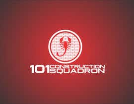 #113 for Design a Logo for 101 Construction Squadron af FERNANDOX1977
