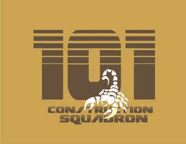 #69 for Design a Logo for 101 Construction Squadron af ilhamsultan