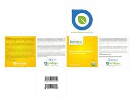 creazinedesign tarafından Design Product Label & Package: Leverage existing Organic Cosmetic Brand Templates için no 16