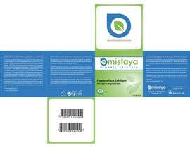 #20 for Design Product Label & Package: Leverage existing Organic Cosmetic Brand Templates af Akyubi
