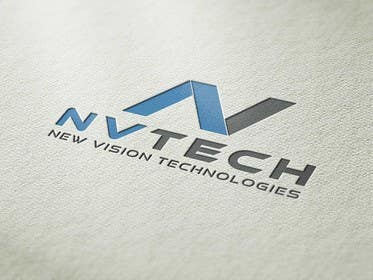 #77 untuk Design a Logo for NVTech oleh mohammedkh5
