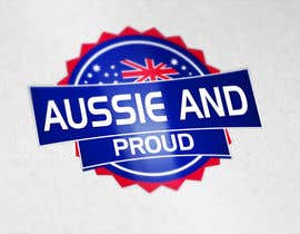 "#57 para Design a Logo for ""Aussie and Proud"" por GraphicHimani"