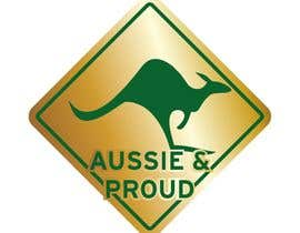 "#23 para Design a Logo for ""Aussie and Proud"" por manfredslot"