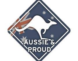 "#25 para Design a Logo for ""Aussie and Proud"" por manfredslot"
