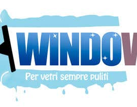 KoldGraphic tarafından Design a Logo for my window cleaning business için no 169