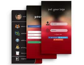 aboodymaher tarafından Design an App Mockup için no 4