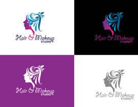 #51 for Design a Logo for Hair and Makeup Studio by babugmunna