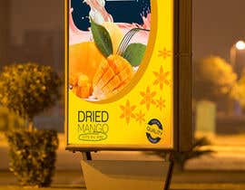 #3 for Poster design for Dry mango  3 pcs. af gs212212