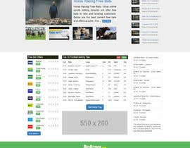 BushaF tarafından Design a Website Mockup for website HOMEPAGE için no 11