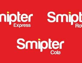 #87 for Design a Font-Logo for Smipter af desislavsl