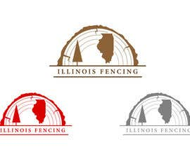#10 cho Design a Logo for Illinois Fencing bởi Z4Art
