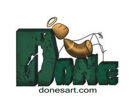 #20 for Разработка логотипа for автора и исполнителя гранж музыки af MarcoDArte