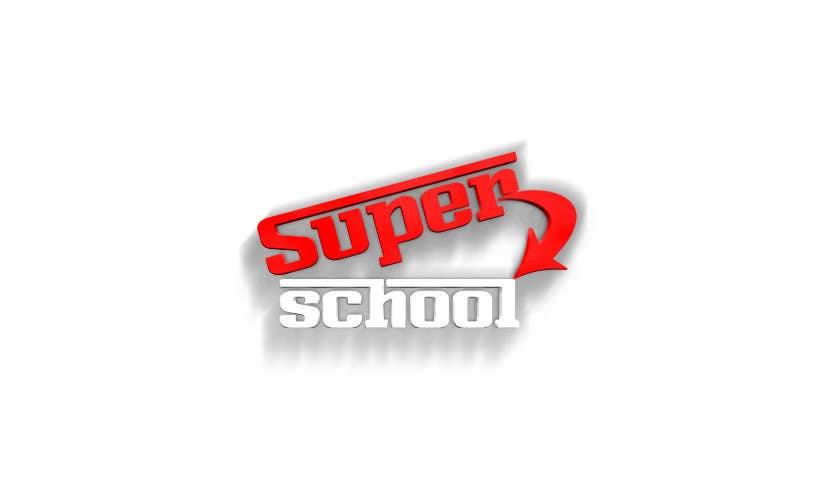 Kilpailutyö #70 kilpailussa Design a Logo for superschool