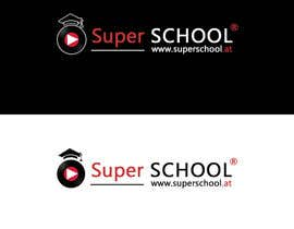 #72 para Design a Logo for superschool por MadaSociety