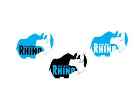 #45 for Design a Logo for - Rhino Social Media by mrsusha