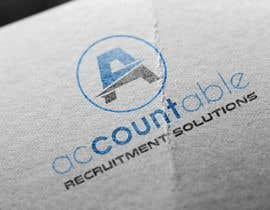 #78 para Design a Logo for Accountable Recruitment Solutions por stylishwork