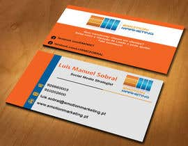 #16 cho Design a vertical (two sides)Business Card + horizontal Business Card (two sides) for Emotion Marketing bởi sanratul001