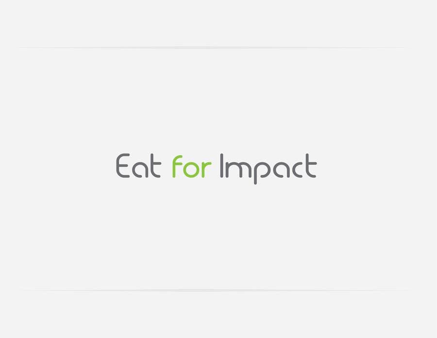 Inscrição nº 52 do Concurso para Design a typeface Logo for Nutrition Business
