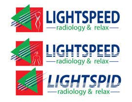 #25 cho Design a Logo for Lightspeed Radiology bởi Dada13