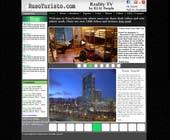 Graphic Design Inscrição do Concurso Nº3 para Design a Website Mockup for RusoTuristo.com