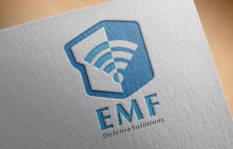 Konkurrenceindlæg #21 for Design a Logo for EMF Defense Solutions