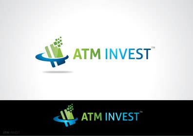 #21 for Design a Logo for ATM INVEST by paxslg
