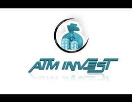 #63 para Design a Logo for ATM INVEST por peaceonweb