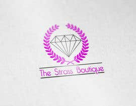 #54 for Design a Logo for The Strass Boutique by Cv3T0m1R