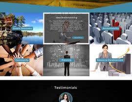 Nro 6 kilpailuun Design a Landing Page that Converts käyttäjältä GetMeHire