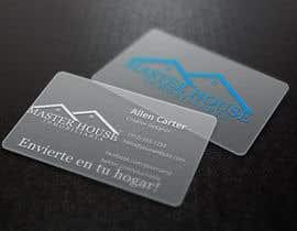 Nro 35 kilpailuun MasterHouse Inmobiliaria Diseño logotipo y Slogan käyttäjältä CrownDesign