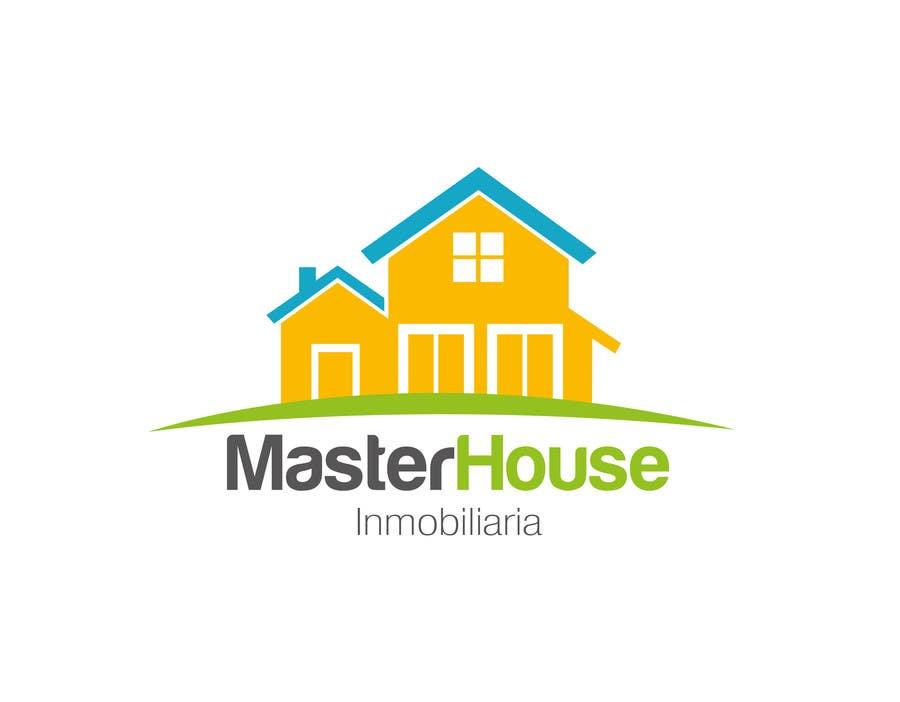 Masterhouse inmobiliaria dise o logotipo y slogan freelancer for Inmobiliaria popular