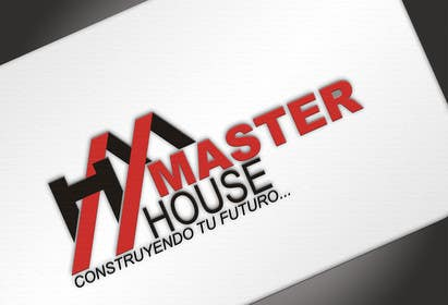Nro 44 kilpailuun MasterHouse Inmobiliaria Diseño logotipo y Slogan käyttäjältä eliasbelisario