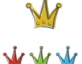 #48 para Design/Draw me a Crown! por DanViso