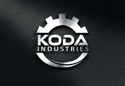 #17 cho Design a Logo for Koda Industries bởi alikarovaliya