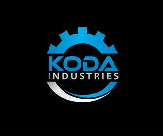 #20 cho Design a Logo for Koda Industries bởi alikarovaliya