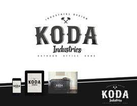#45 cho Design a Logo for Koda Industries bởi JustBananas