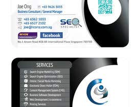 #36 para Design some Business Cards for iConz Pte Ltd por creationz2011